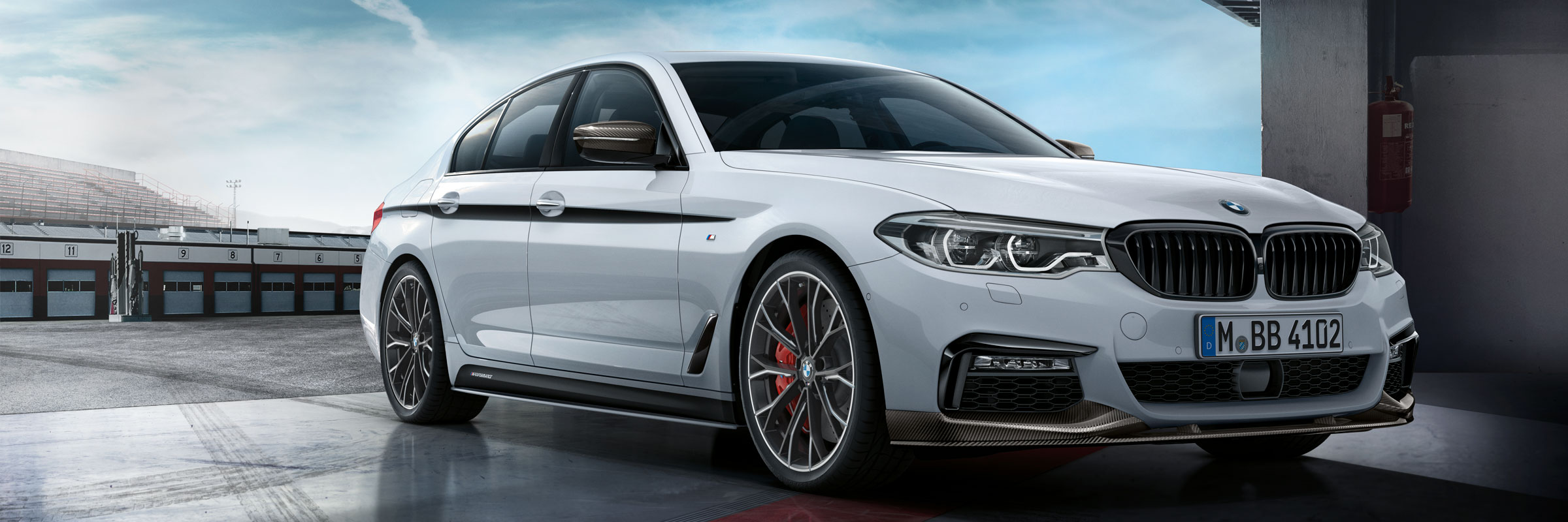 Charming Accessories Configurator | BMW Accessories | BMW UK